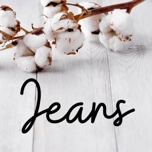 • jeans •